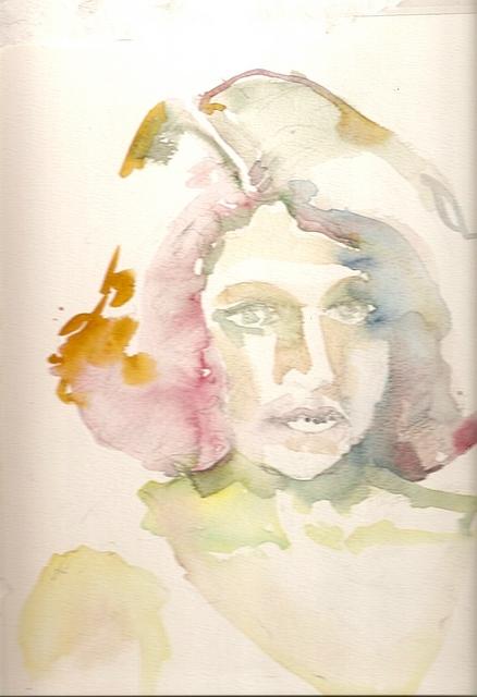 Een ooit geschilderd zelfportret….