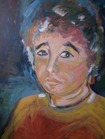 Portret van L.