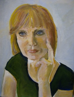 Zelfportret (2008) in de tweede fase
