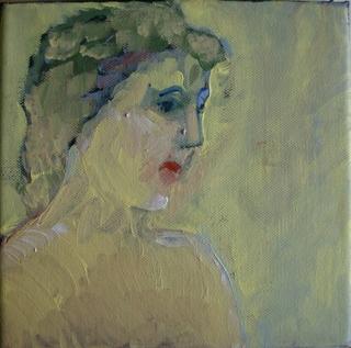 Portretje op formaat 20×20