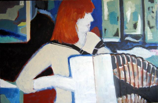 De accordeoniste verder uitgewerkt