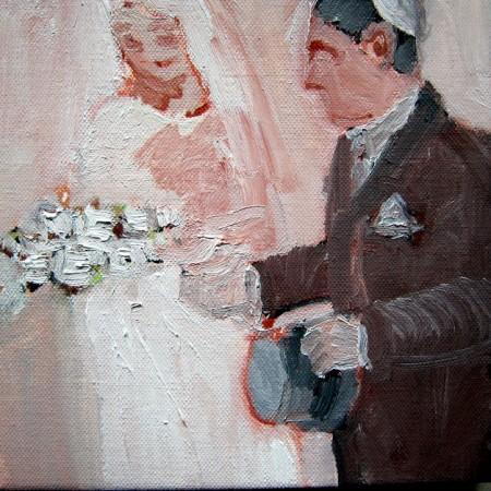 De joodse bruidegom