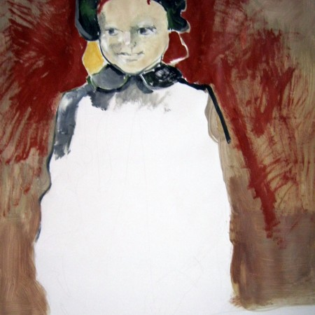 Schoolopdracht portret