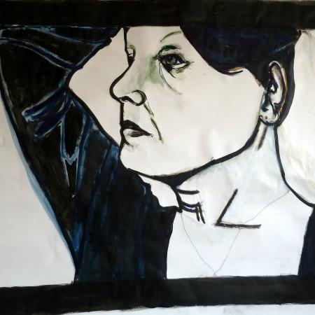 Opdracht ARTEZ : zelfportret