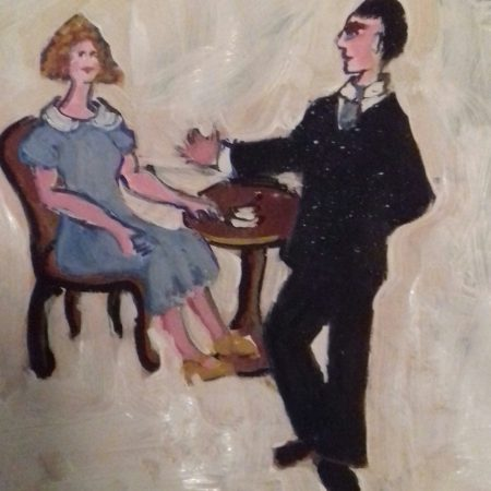 Hoe het begon                             -1931- Mag ik deze dans van u
